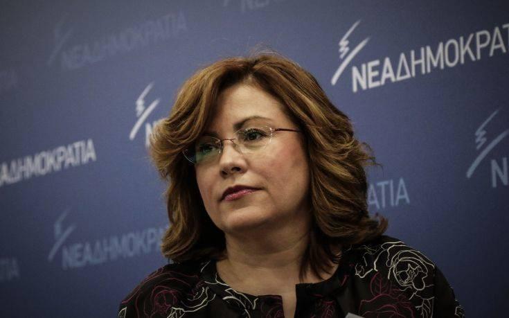 Σπυράκη: Έως πότε θα πληρώνουμε τις καθυστερημένες συγγνώμες του κ. Τσίπρα;
