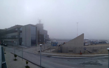 Προβλήματα λόγω ομίχλης το πρωί στο αεροδρόμιο «Μακεδονία»
