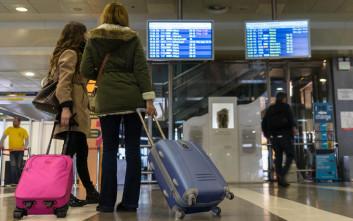 Ακυρώσεις και καθυστερήσεις πτήσεων στο «Μακεδονία» λόγω των ισχυρών ανέμων