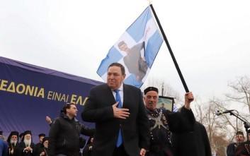 Ο Φραγκούλης Φράγκος απαντάει για το νέο κόμμα