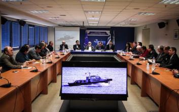 Κουρουμπλής: Αναβάθμιση των πλοηγικών υπηρεσιών σε όλα τα λιμάνια