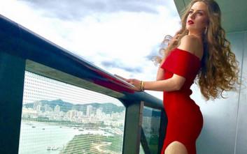 Η όμορφη και σέξι «Σταρ Ελλάς 2017» Μαρία Ψηλού