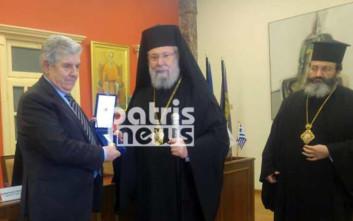 Αρχιεπίσκοπος Κύπρου: Ή λογικεύεστε ή θα μείνετε ψευδοκράτος