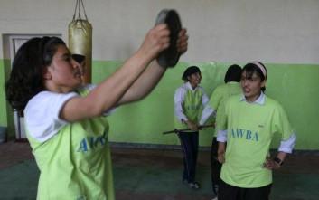 Ανοίγει το πρώτο γυμναστήριο για γυναίκες στο Αφγανιστάν
