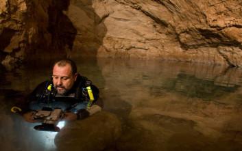 Ανακαλύφθηκε το μεγαλύτερο δίκτυο λιμναίων σπηλαίων του πλανήτη