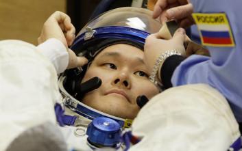 Συγγνώμη ζήτησε ο Ιάπωνας αστροναύτης για το ψέμα ότι ψήλωσε κατά 9 εκατοστά στο Διάστημα