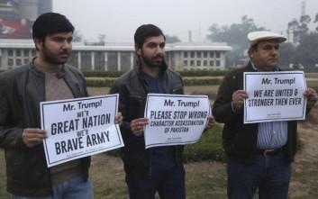 «Κόβουν» τη στρατιωτική οικονομική βοήθεια στο Πακιστάν οι ΗΠΑ