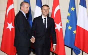 Οι Γάλλοι φτάνουν στην Κρήτη τον Μάρτιο, με γεωτρήσεις απειλεί ο Ερντογάν