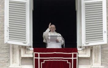 Ευχαριστίες του Πάπα στην Ελλάδα για το προσφυγικό