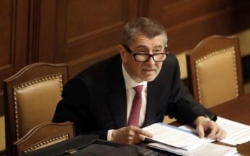 Η Τσεχία θέλει τα κράτη να έχουν τον έλεγχο των συνόρων τους