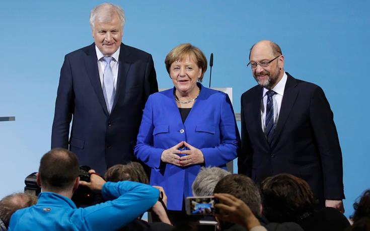 Η Γαλλία χαιρετίζει τη συμφωνία για σχηματισμό κυβέρνησης στη Γερμανία