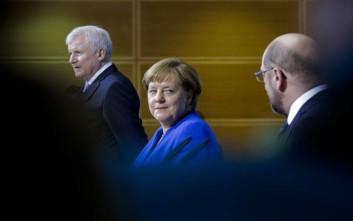 Γερμανία ώρα μηδέν, το τελευταίο τους χαρτί παίζουν Μέρκελ και Σουλτς