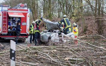 Πέντε νεκροί σε Βέλγιο, Ολλανδία και Γερμανία από την κακοκαιρία