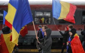 Περισσότεροι από 30.000 Ρουμάνοι στους δρόμους φώναξαν «όχι στη διαφθορά»