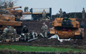 Το Βερολίνο «πάγωσε» την αναβάθμιση τουρκικών αρμάτων μάχης