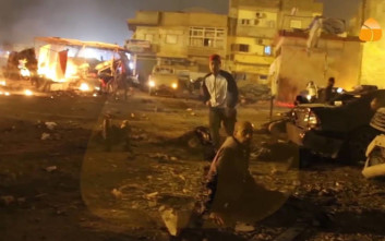 Επίθεση των δυνάμεων του στρατάρχη Χάφταρ στη Λιβύη με ρουκέτες