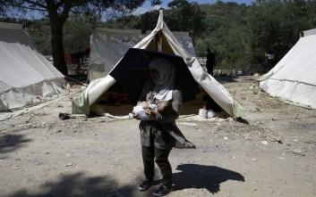 Βίτσας για Μόρια: Οι συνθήκες έχουν βελτιωθεί σημαντικά, θα βελτιωθούν περισσότερο