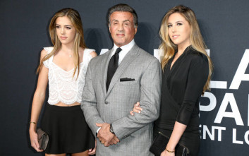 O Σταλόνε αποκάλεσε τις κόρες του… σεξοβόμβες και ξεσήκωσε αντιδράσεις