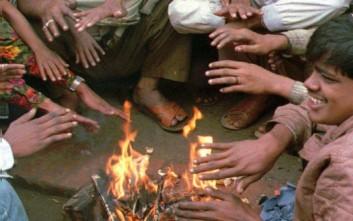 Ψύχος και θερμοκρασίες ρεκόρ στο Μπαγκλαντές