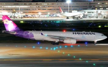 Ταξίδι στο… παρελθόν για τους επιβάτες μιας πτήσης πάνω από τον Ειρηνικό ωκεανό