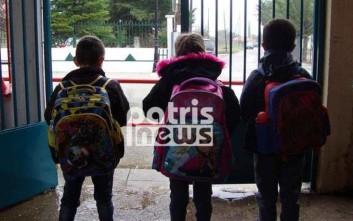 Παιδιά δημοτικού κάνουν 15 χιλιόμετρα κάθε μέρα για να πάνε σχολείο