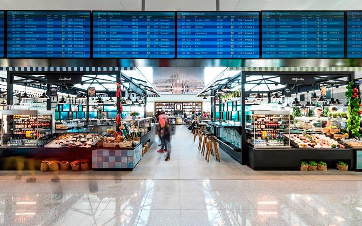 Επιτυχημένη συνεργασία ανάμεσα στη Lufthansa και το αεροδρόμιο του Μονάχου, ένας κόμβος 10 αστέρων