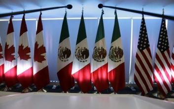 Ο…  τελευταίος να κλείσει την πόρτα στη NAFTA