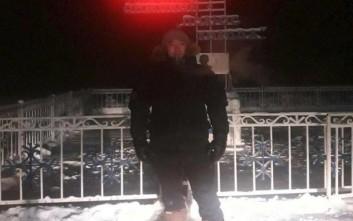 Η φωτογραφία που σε κάνει να… τρέμεις από το κρύο