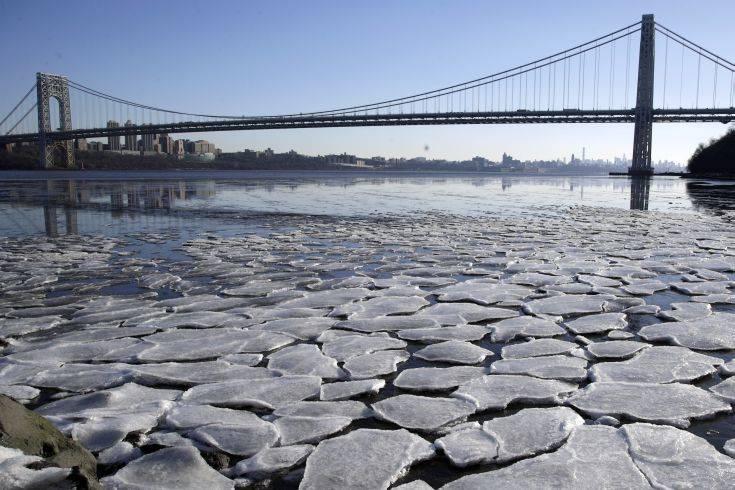 Deep Freeze New Jersey