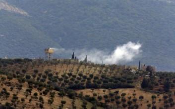 Καταρρίφθηκε τουρκικό στρατιωτικό ελικόπτερο στη Συρία