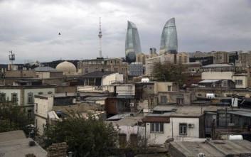 Ισχυρή έκρηξη με δύο νεκρούς στο Αζερμπαϊτζάν