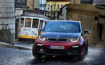 Καινοτόμο σύστημα ελέγχου πρόσφυσης στο νέο BMW i3s