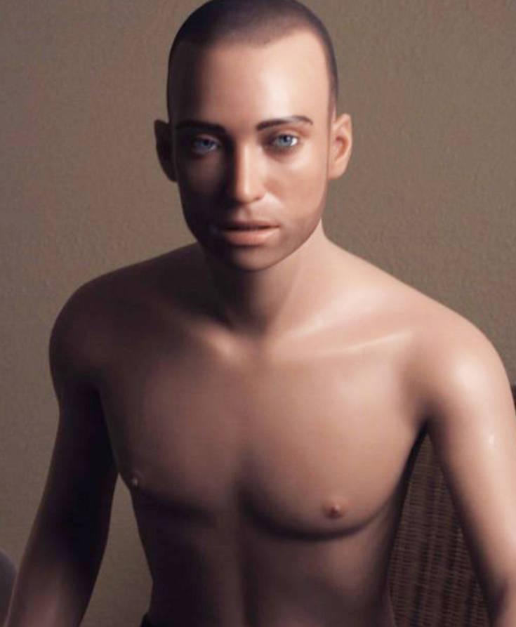 Μαύρο αρσενικό σεξ κούκλα