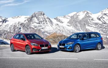 Ανανέωση για τις BMW Σειρά 2 Active Tourer και Gran Tourer