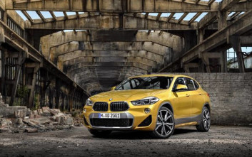 Η νέα BMW X2 στην Ελλάδα