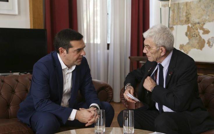 Τι συζήτησαν Τσίπρας και Μπουτάρης στη Θεσσαλονίκη