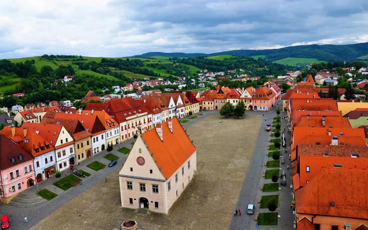 Ταξίδι στη μεσαιωνική Σλοβακία