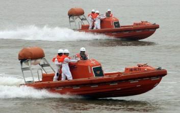 Δέκα αγνοούμενοι έπειτα από σύγκρουση πλοίων στη Σαγκάη