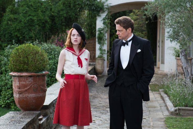 Emma Stone Colin Firth