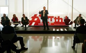 Είκοσι γενικοί διευθυντές της Coca-Cola ΗBC βοηθούν τους νέους να διεκδικήσουν το μέλλον τους
