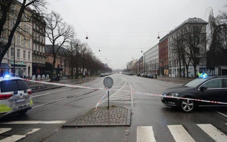 Συναγερμός για ύποπτο αντικείμενο στην Κοπεγχάγη