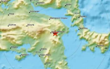 Τι λέει ο διευθυντής ερευνών του Γεωδυναμικού Ινστιτούτου για τον σεισμό που ταρακούνησε την Αττική