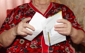 Γιαγιά άνοιξε γράμμα που έλαβε και έπαθε την πλάκα της ζωής της