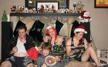 Δεν έχουν όλοι τέτοιες οικογενειακές φωτογραφίες στα άλμπουμ τους