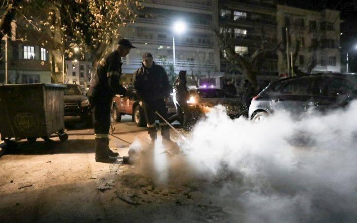 Στον ανακριτή οι πέντε συλληφθέντες της Θεσσαλονίκης