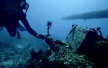 Εντοπίστηκε το υποβρύχιο του Εσκομπάρ που μετέφερε τα εκατομμύριά του