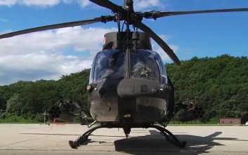 Η Ελλάδα αγόρασε 70 αμερικανικά ελικόπτερα Kiowa Warrior