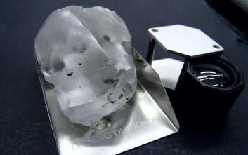 Ανακαλύφθηκε το πέμπτο μεγαλύτερο διαμάντι στον πλανήτη – Newsbeast 7c71329132b