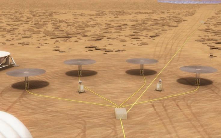 Η NASA δοκιμάζει μίνι πυρηνικό αντιδραστήρα για χρήση στο διάστημα