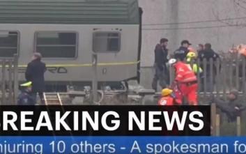 Αυξάνονται οι νεκροί στον εκτροχιασμό του τρένου στο Μιλάνο